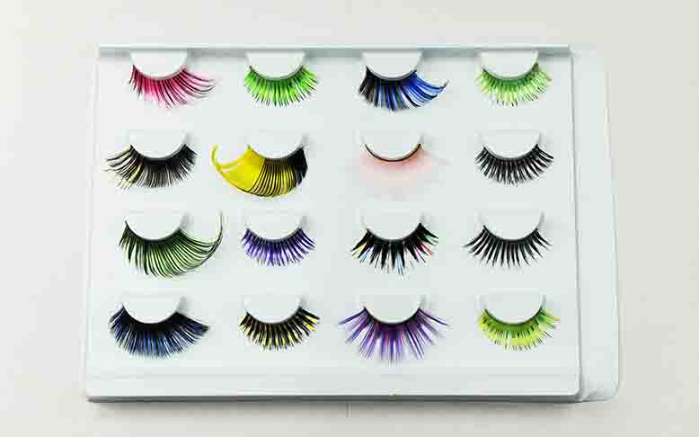 What do you know about false eyelashes?